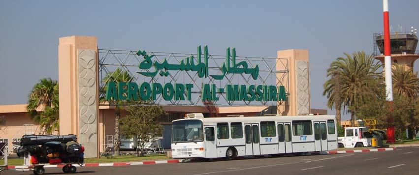 Location voiture a�roport Agadir Al-Massira pas cher